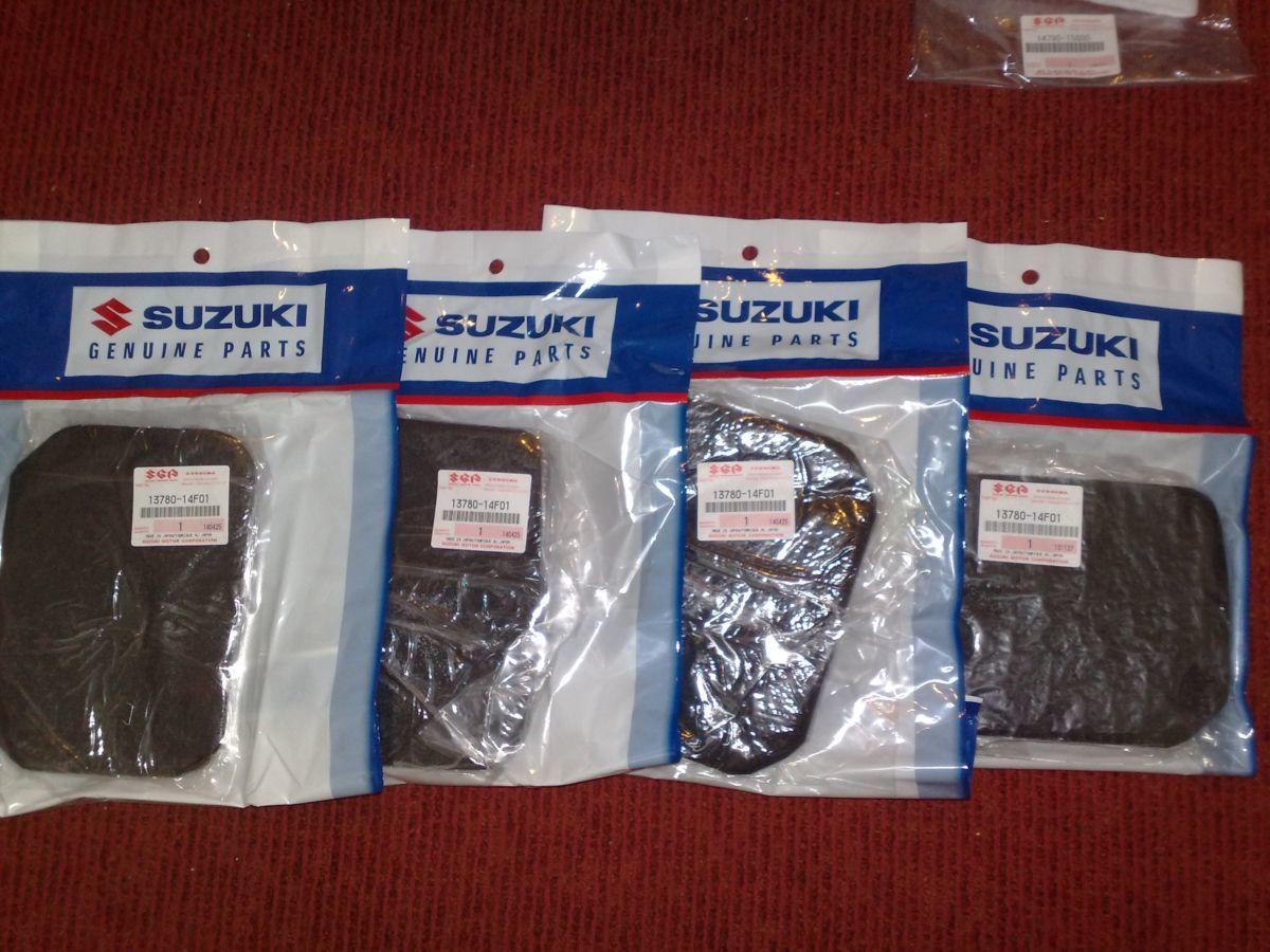 Фото 4 - Новые оригинальные ФИЛЬТРА ко всем Suzuki Burgman SkyWave