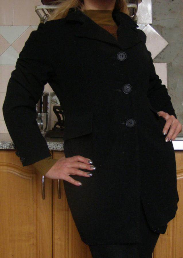 Фото - Удлиненный пиджак (кардиган), L