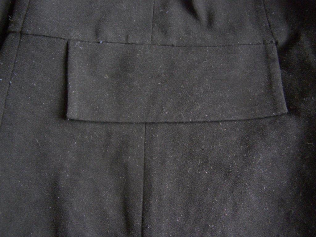 Фото 6 - Удлиненный пиджак (кардиган), L