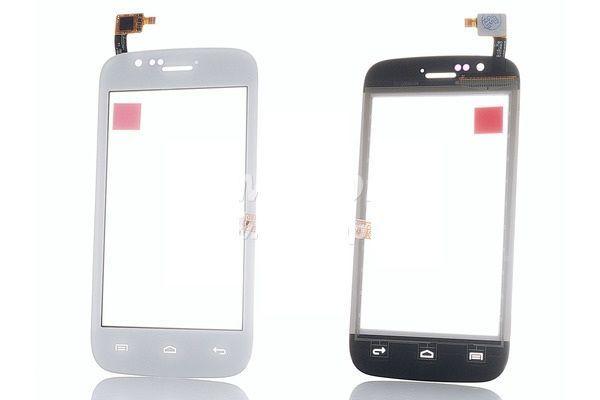 Фото - Explay A400 сенсор (тачскрин) белый