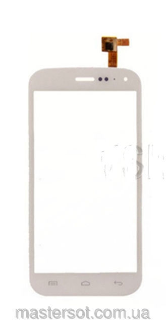 Фото - Explay A500 сенсор (тачскрин) белый