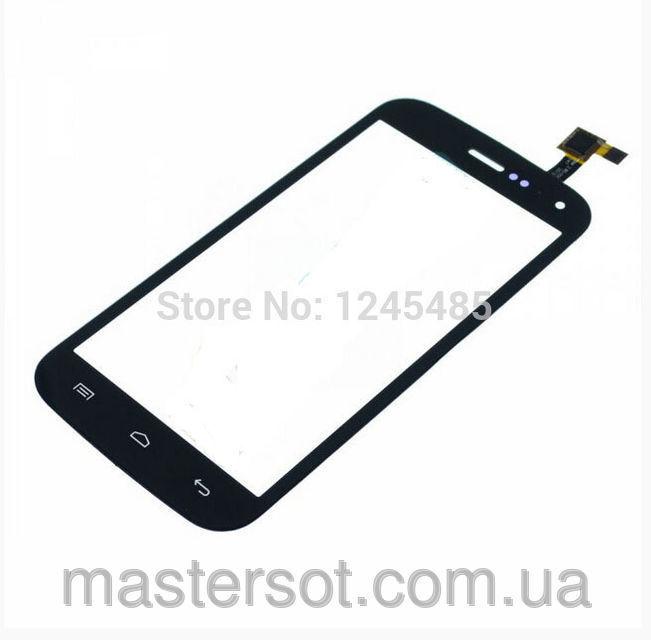 Фото - Explay A500 сенсор (тачскрин) черный