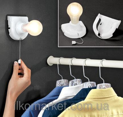 Фото 2 - Светильник - лампа Stick Up Bulb от 4 батареек