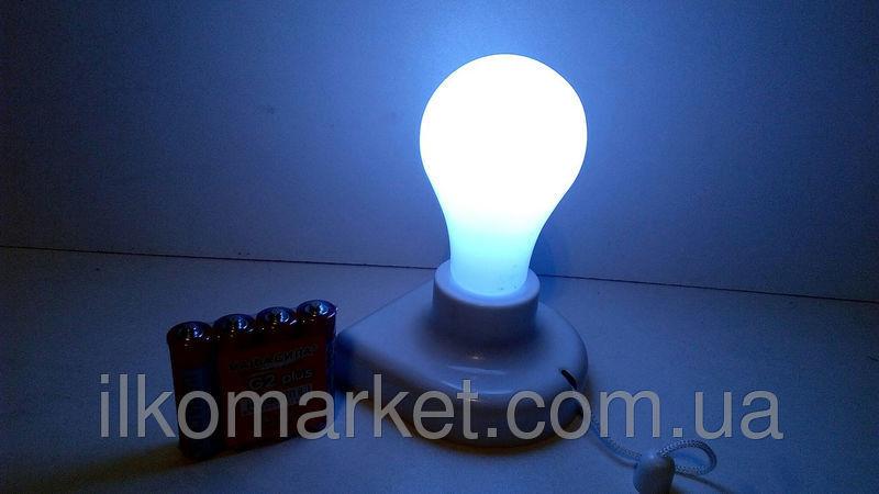Фото - Светильник - лампа Stick Up Bulb от 4 батареек