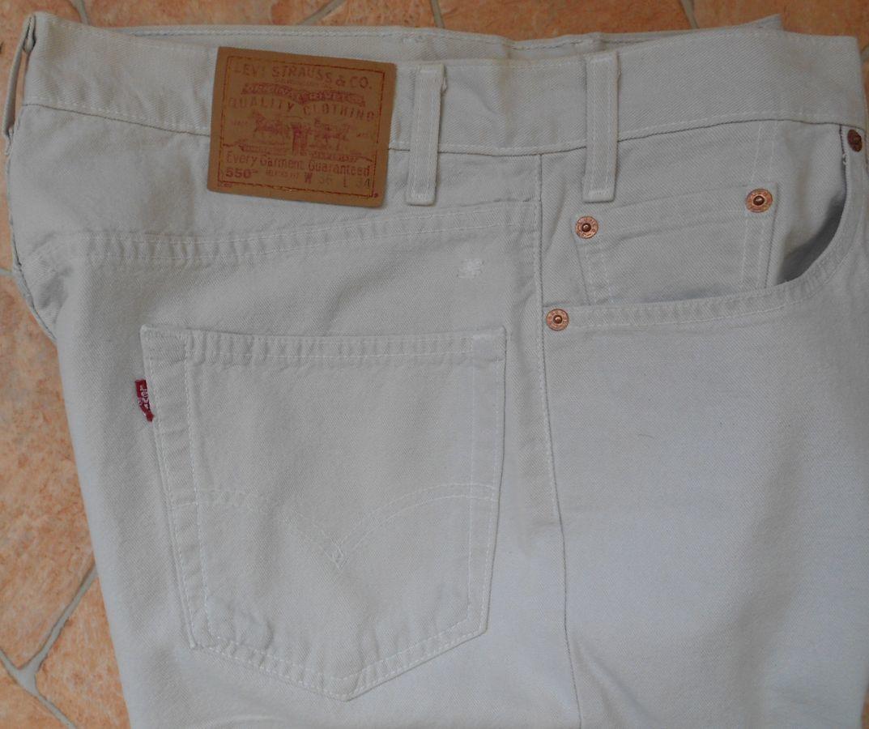 Фото - джинсы Levi's 550 размер 36-32