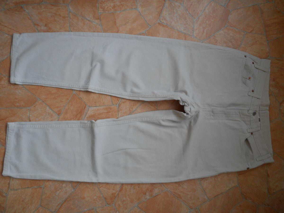 Фото 7 - джинсы Levi's 550 размер 36-32