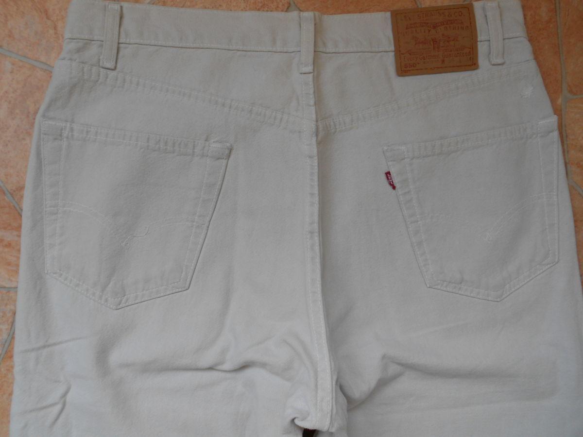 Фото 5 - джинсы Levi's 550 размер 36-32