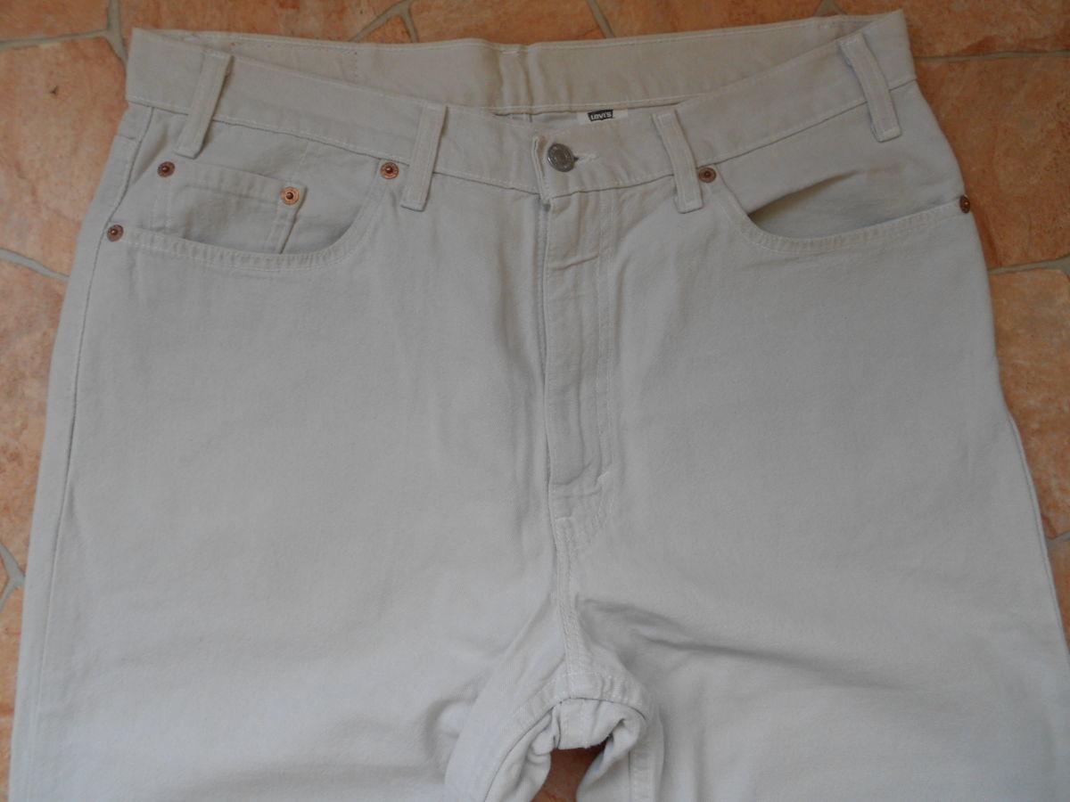 Фото 2 - джинсы Levi's 550 размер 36-32