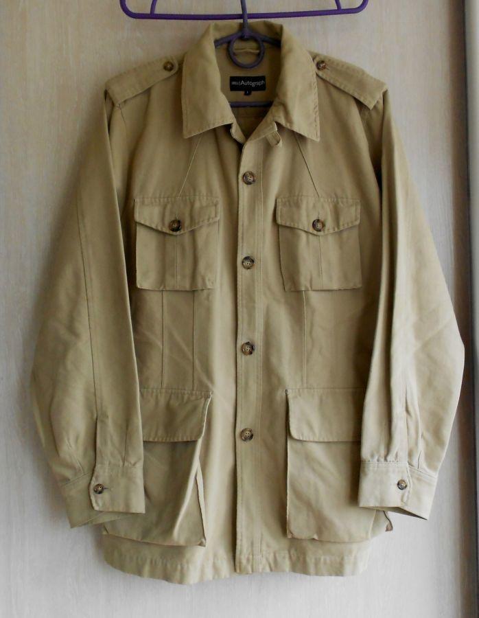 Фото - Мужская куртка Marks & Spencer размер L