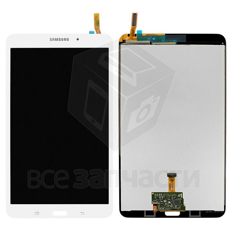 Фото - Дисплейный модуль Samsung T330 Galaxy Tab 4 8.0, белый, (версия Wi-Fi)