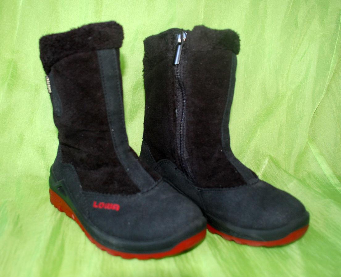 Сапожки чобітки 30 Lowa Gore-Tex