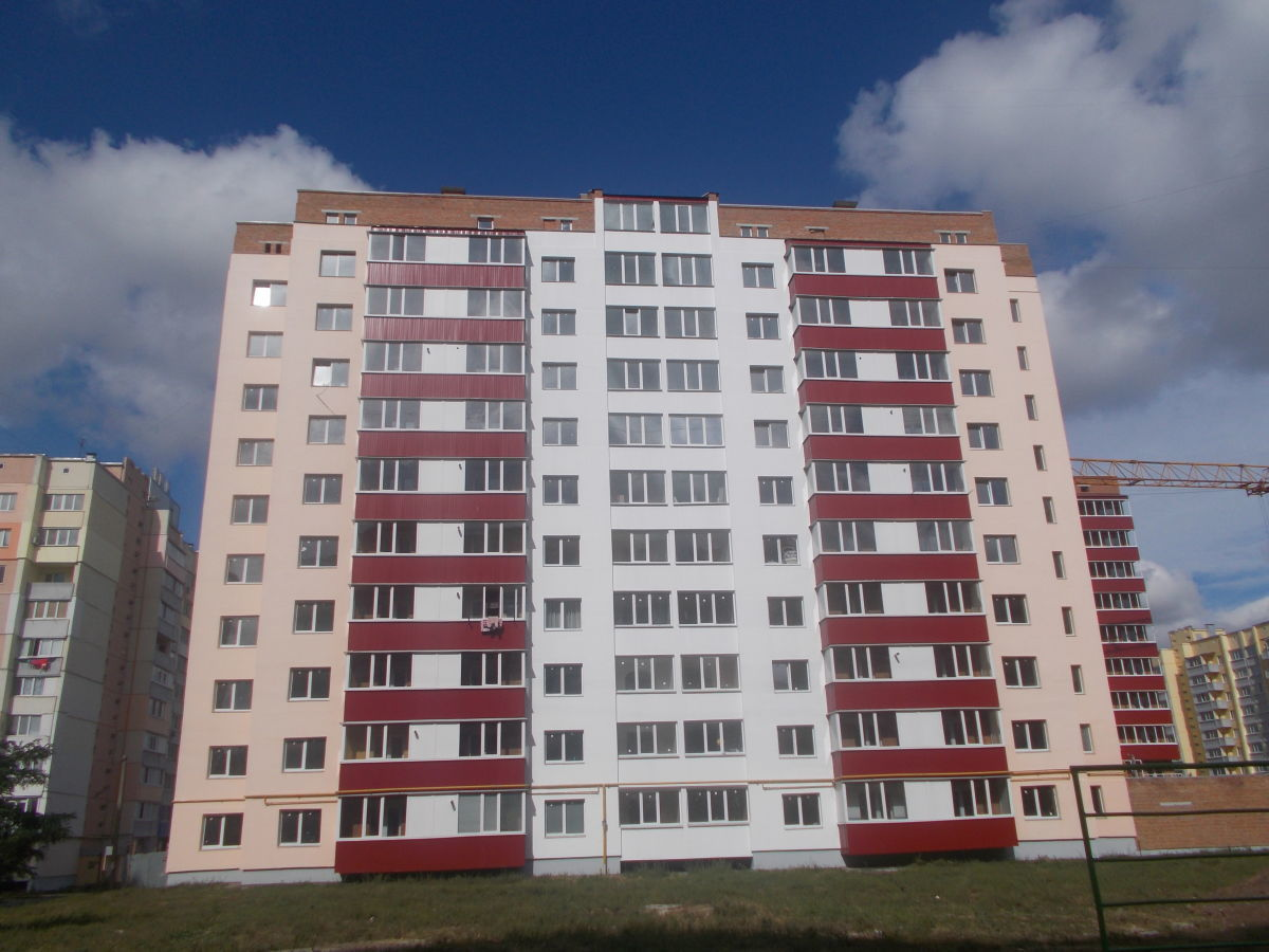 Фото - Продам квартиру в новостройке ,микрорайон Браилки