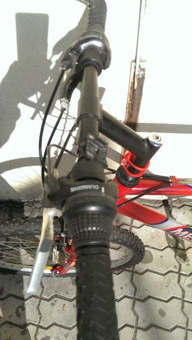 Фото 2 - Велосипед Merida Kalahari 510