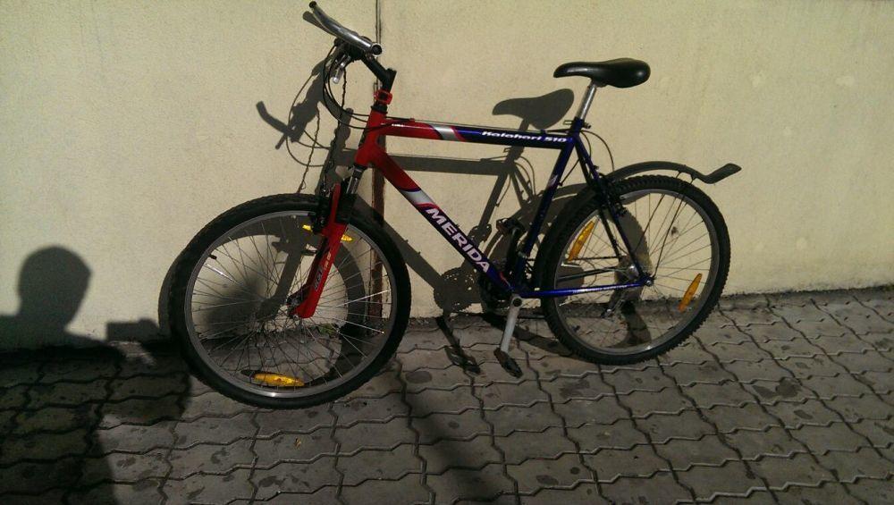 Фото 6 - Велосипед Merida Kalahari 510