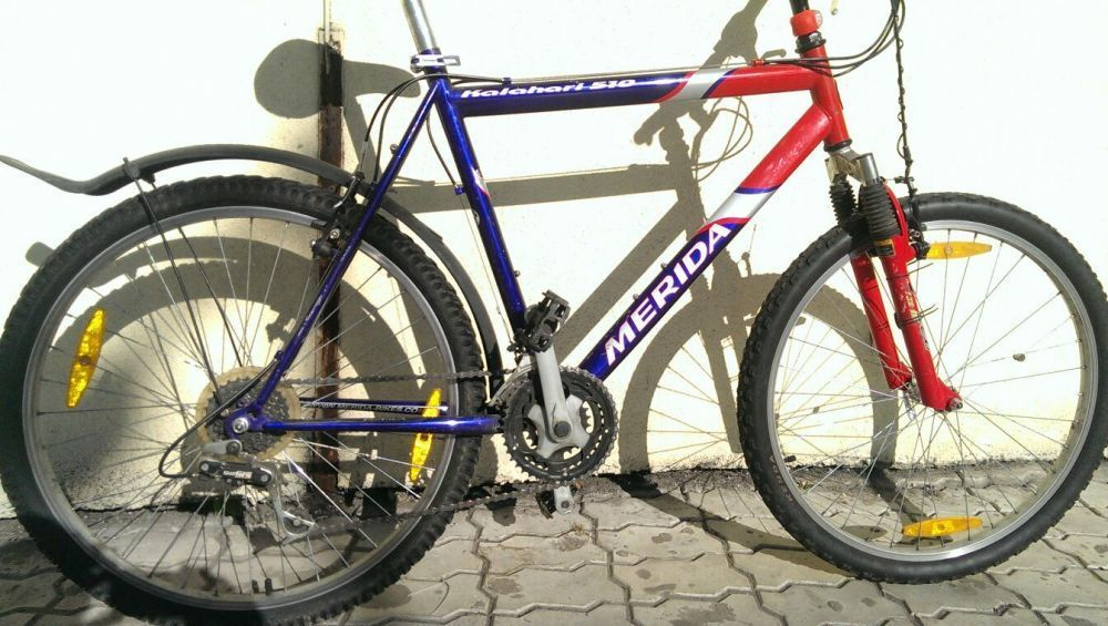 Фото - Велосипед Merida Kalahari 510