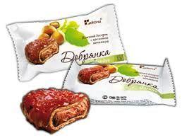 Фото 4 - Конфеты  Отломи  кондитерская фабрика Акконд с орешками