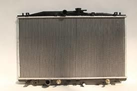 Фото - радиатор охлаждения и кондиционера Honda Accord (Хонда Аккорд)