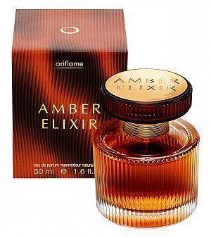 Фото - Парфюмерная вода Amber Elixir Орифлэйм