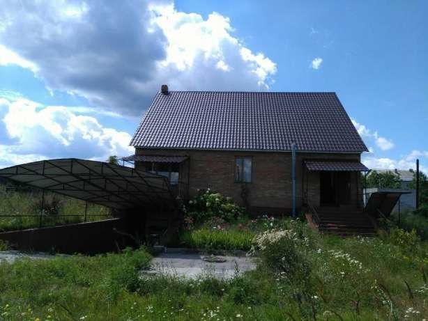 Фото 2 - Новый дом в Свидивке с водоёмом