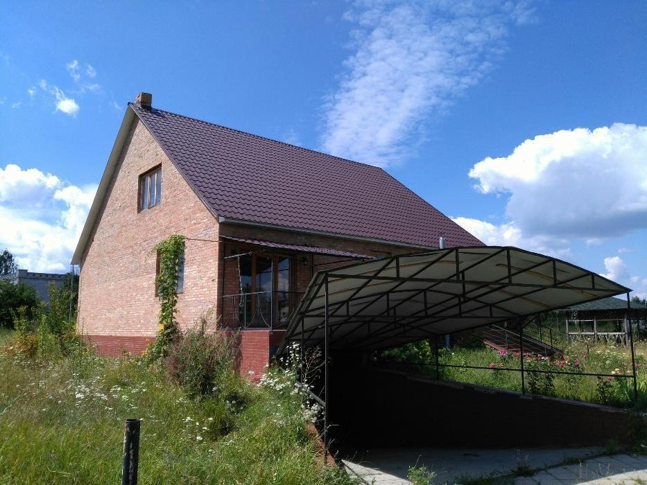 Фото - Новый дом в Свидивке с водоёмом
