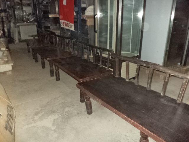 Фото 5 - Лавки для восточного ресторана дастархан б у в хорошем состоянии