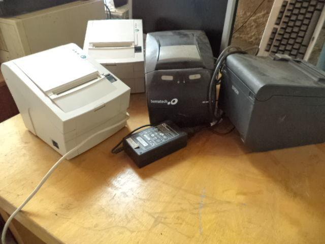Фото - Чековый принтер  б у в рабочем состоянии