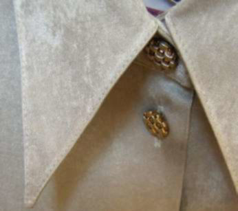 Фото 2 - Нарядная блузка 50-52 размер