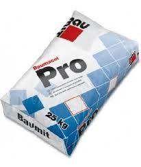 Фото - Baumit Pro Клеящая смесь тиксотропная для напольных плит