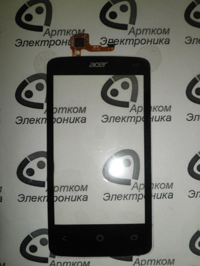 Фото 4 - Тачскрин Acer Liquid Z4, Z5 Black