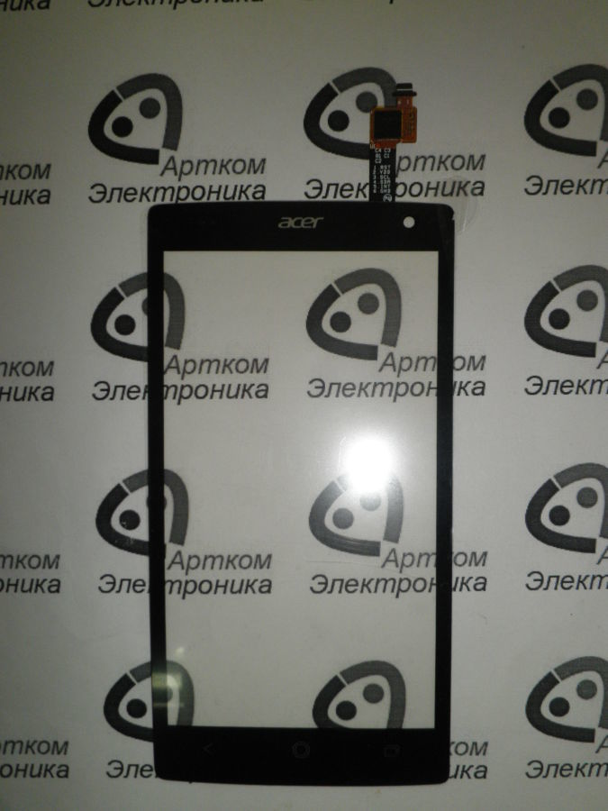 Фото 2 - Тачскрин Acer Liquid Z4, Z5 Black