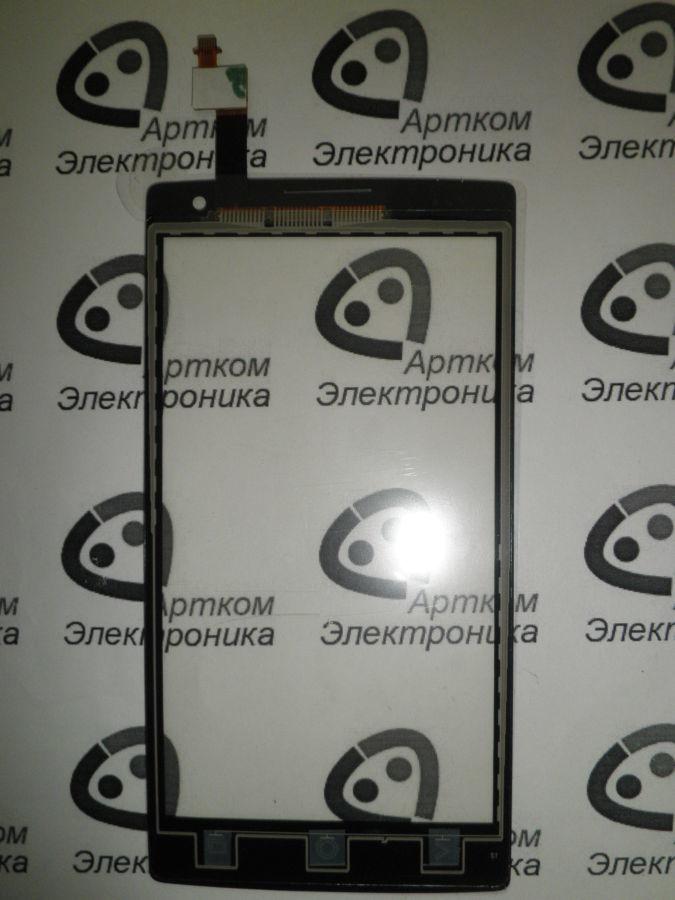 Фото - Тачскрин Acer Liquid Z4, Z5 Black