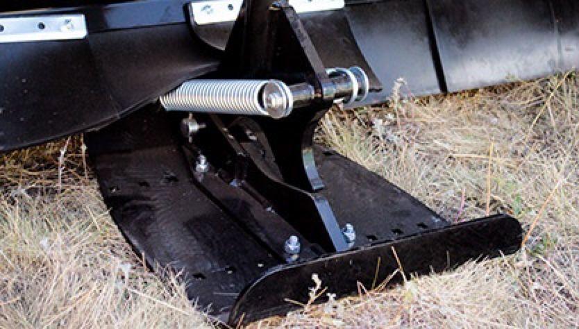 Фото 2 - Продам защитные лыжи,защиту от стерни  защиту колес