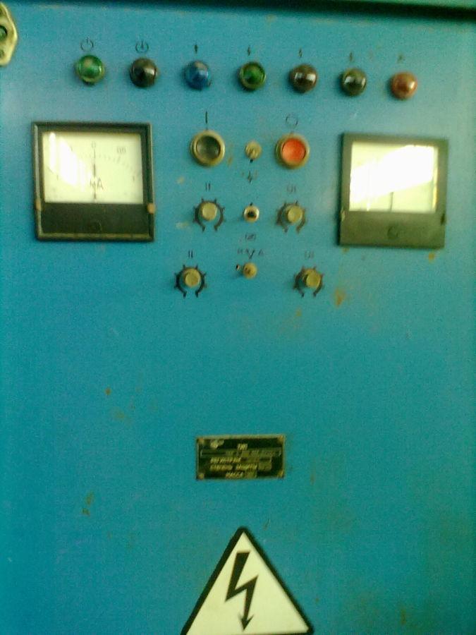 Фото 2 - Гальванический выпрямитель ТВР; ТЕ