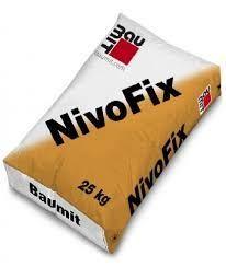 Фото - Смесь для приклеивания утеплителя ППС плит Baumit NivoFix 25