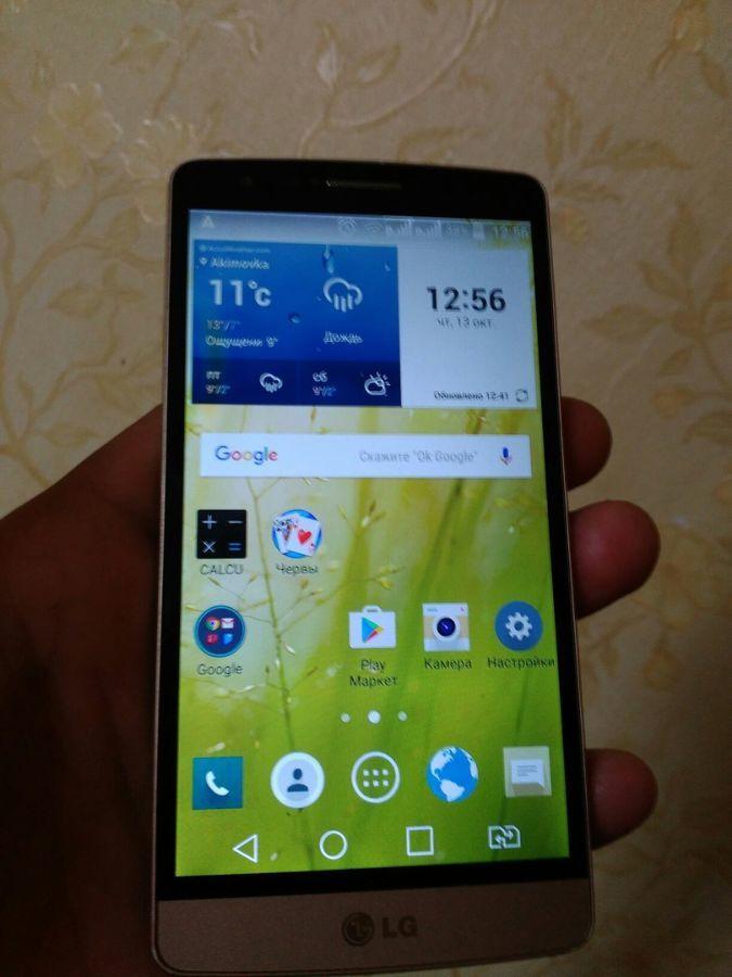 Фото - Смартфон LG G3S