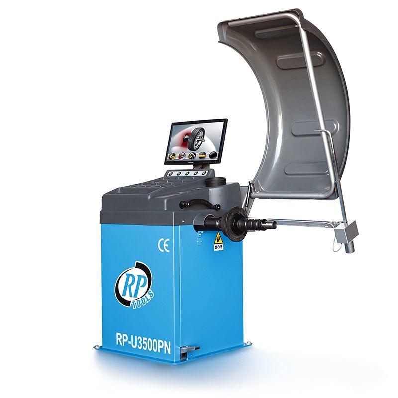 Фото - Автоматическая балансировка 3D с пневмозажимом RP-U3000PN RP-Austria