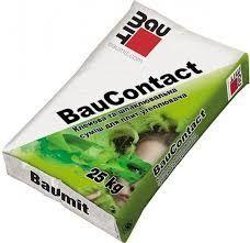Фото - Baumit Bau Contact 25кг смесь для приклеивания и защиты