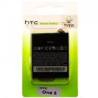 Фото - Аккумулятор HTC BJ40100 1650 mAh для Z320e One S,HTC Ville,Ville C