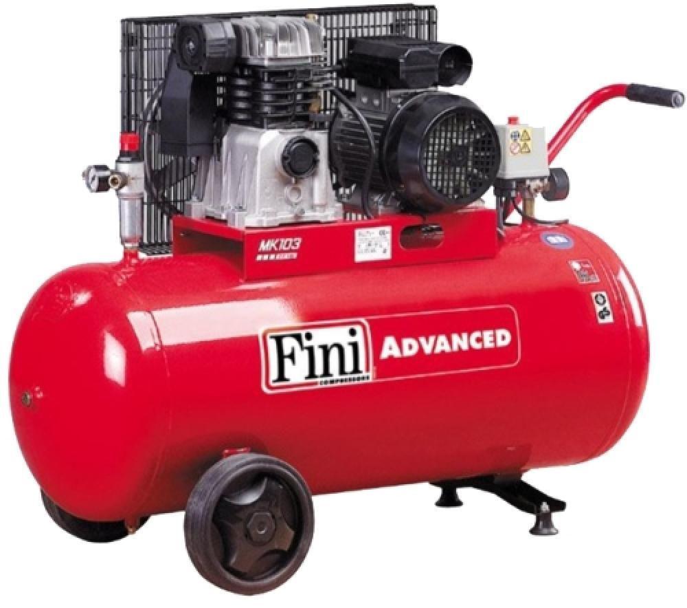 Фото - Поршневой компрессор для шиномонтажа MK103-150-3M 230.50 ADVANCED