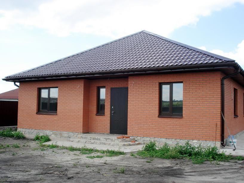 Дом под отделку Новоалександровка