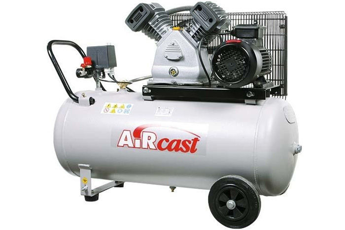 Фото - Компрессор для шиномонтажа цена AirCast