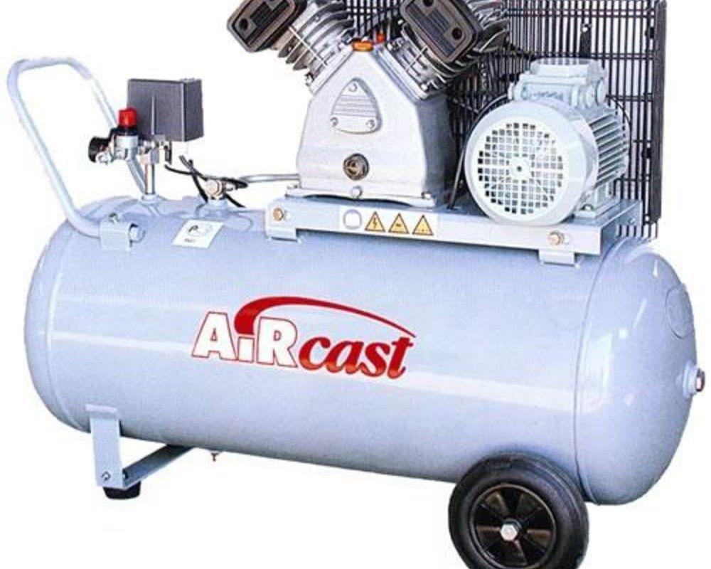 Фото - Компрессор для шиномонтажа 220 вольт AirCast