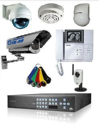 Фото - Видеонаблюдение, сигнализация, домофоны. Монтаж, ремонт, обслуживание