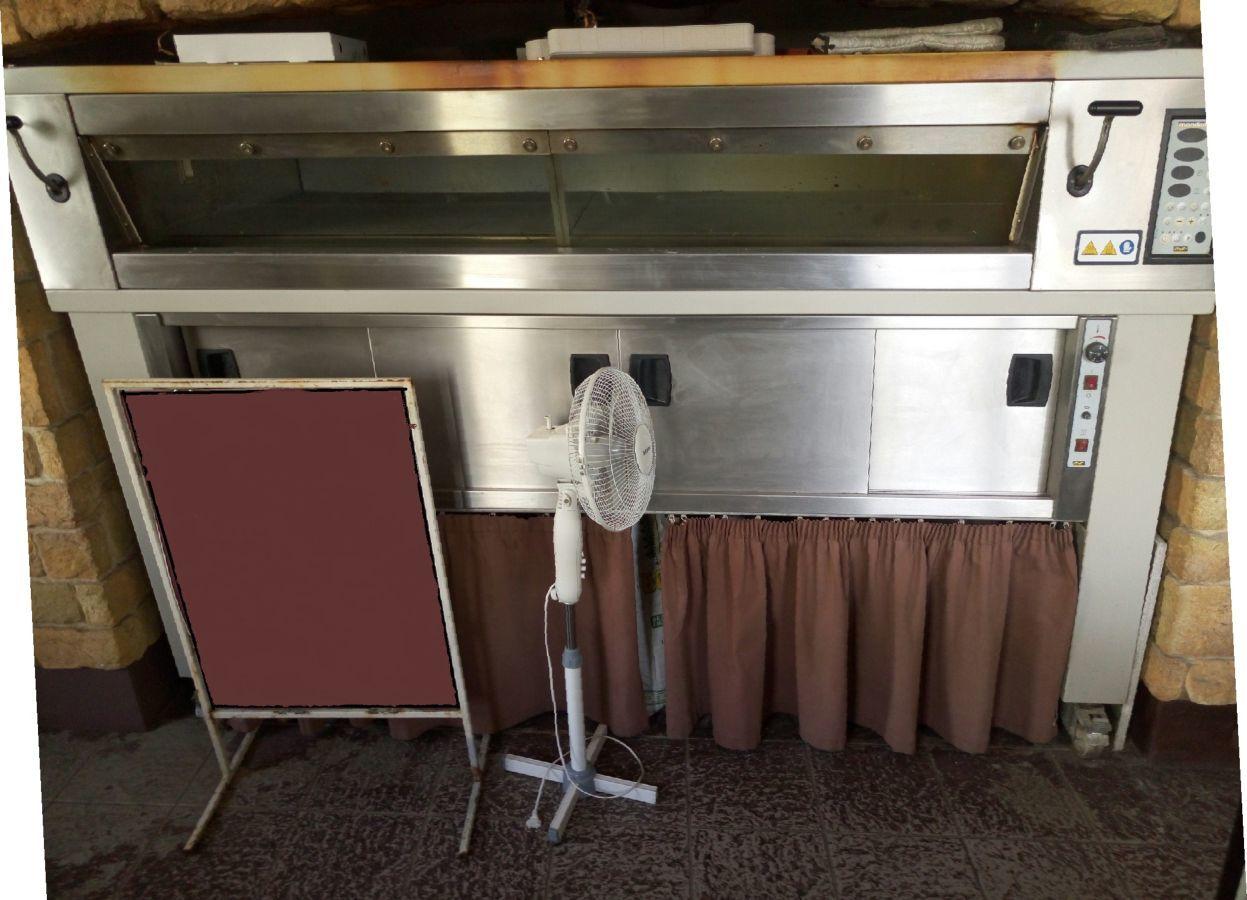 Фото - Печь для пекарни Mondial Forni  353 E1 210  б у в рабочем состоянии