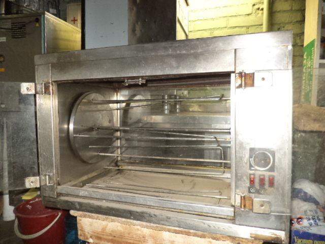 Фото 4 - Куриный гриль  б у в рабочем состоянии