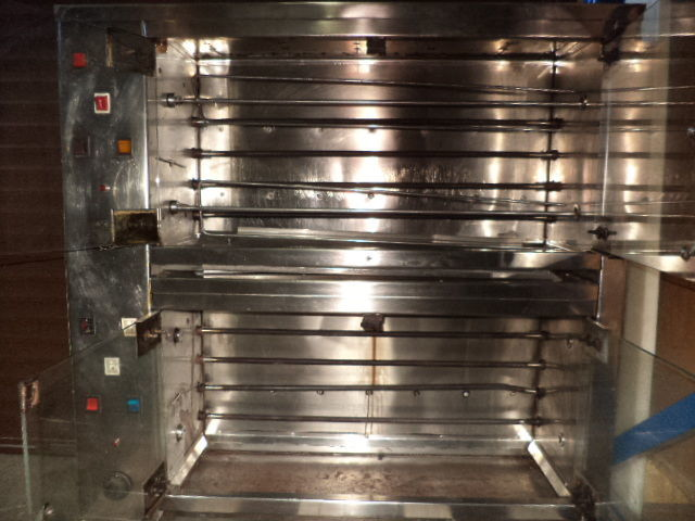 Фото 6 - Куриный гриль  б у в рабочем состоянии