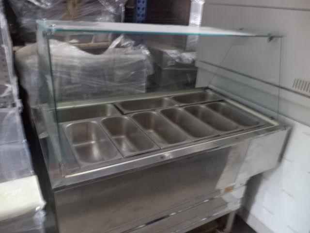 Фото 3 - Настольные мармиты холодильные б у в рабочем состоянии