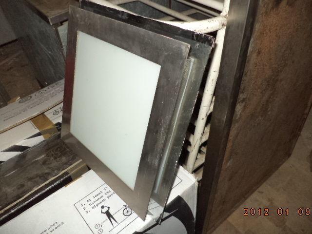 Фото - Светильники квадратные  б у в рабочем состоянии