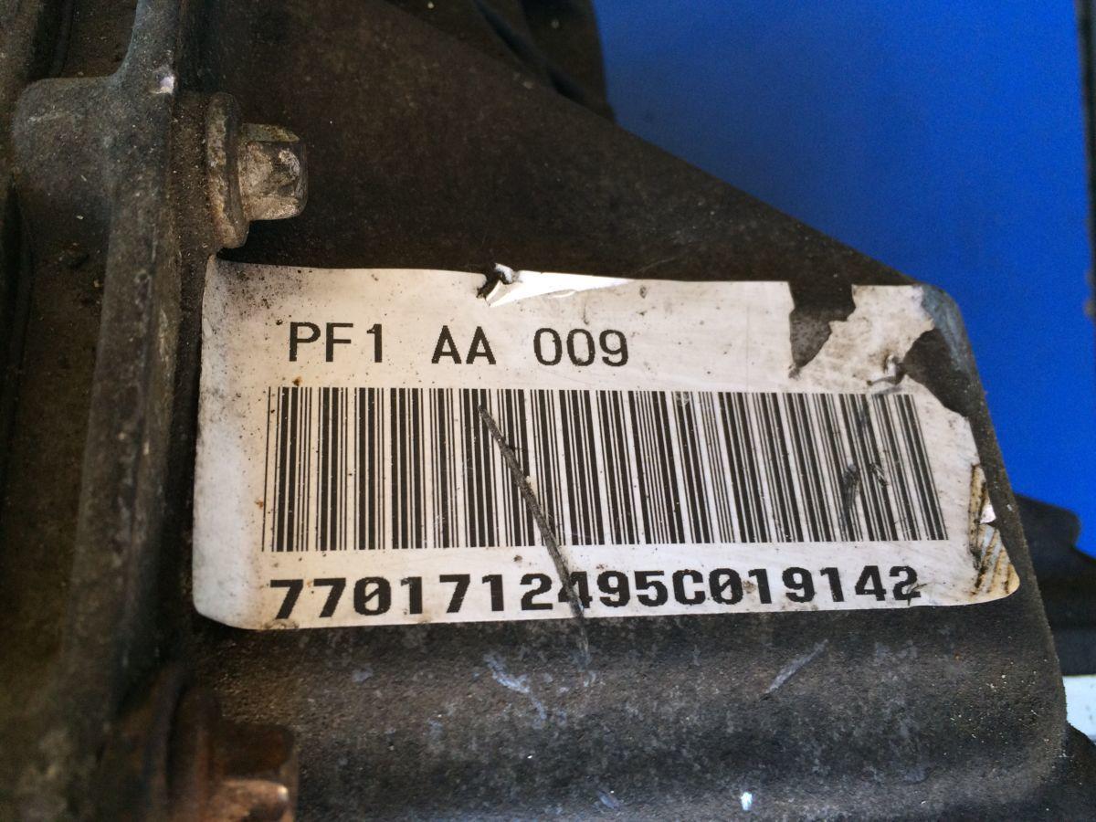 Фото 4 - коробка передач Рено Мастер Опель Мовано 2.2dci(PF1AA009)Movano Master