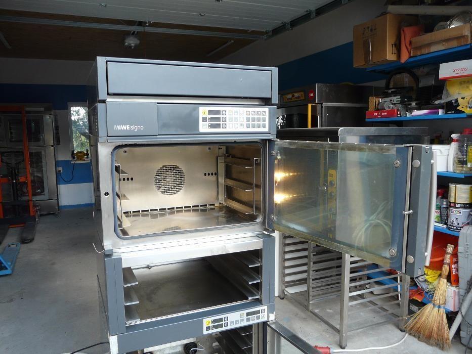 Фото 4 - Конвекционная печь Miwe Signo FP(полный комплект)
